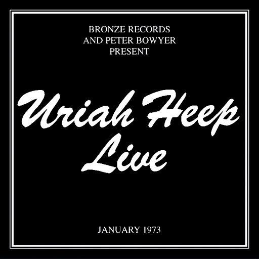 Uriah Heep альбом Live