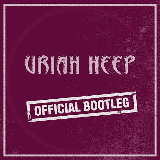 Uriah Heep альбом Official Bootleg 2011