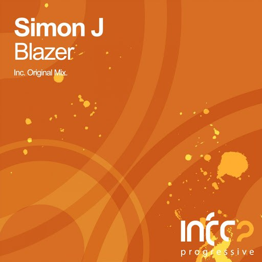 Simon J альбом Blazer