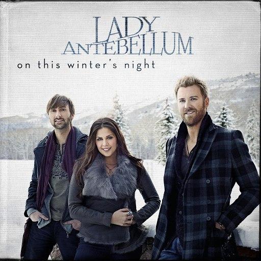 Lady Antebellum альбом On This Winter's Night
