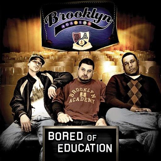 Brooklyn Academy альбом Bored Of Education (Instrumentals)