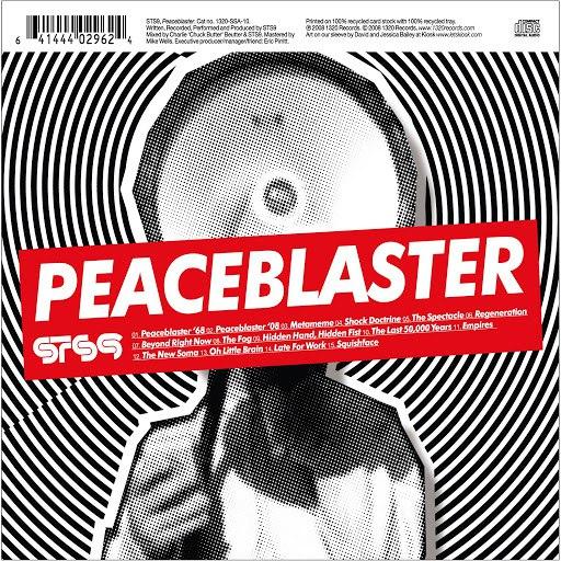 STS9 альбом Peaceblaster