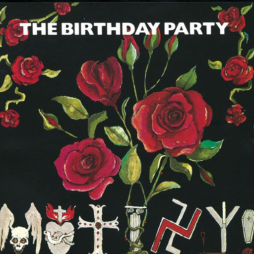 The Birthday Party альбом Mutiny / The Bad Seed E.P.