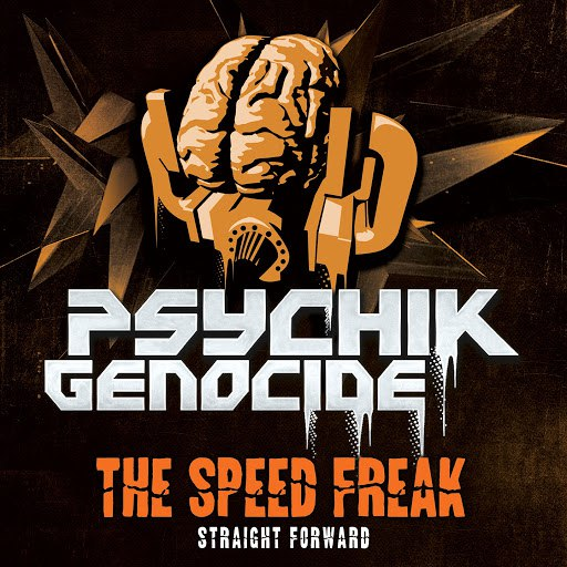 The Speed Freak альбом Straight Forward