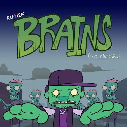 Klaypex альбом Brains