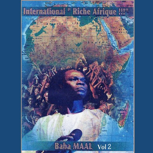 Baaba Maal альбом International riche Afrique, vol. 2