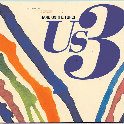 Us3 альбом Hand On The Torch