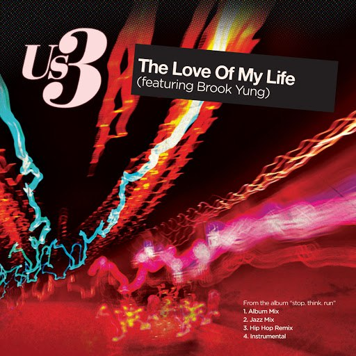 Us3 альбом The Love Of My Life EP
