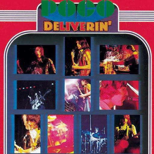 Poco альбом Deliverin'