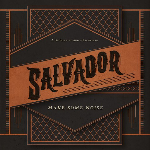Salvador альбом Make Some Noise (Deluxe Edition)