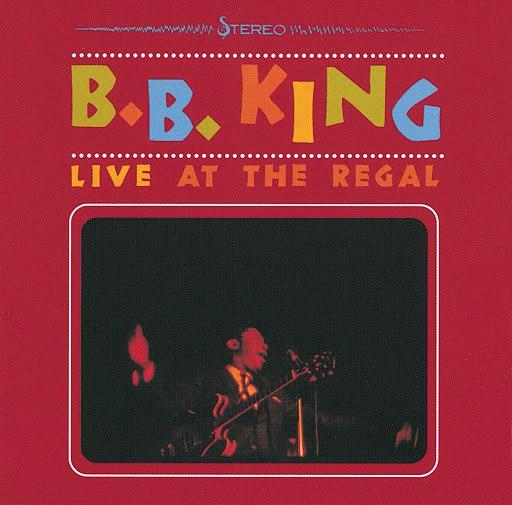 B.B. King альбом Live At The Regal