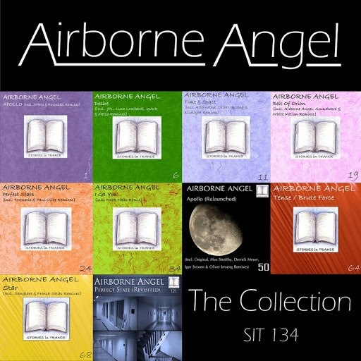 Airborne Angel альбом The Collection