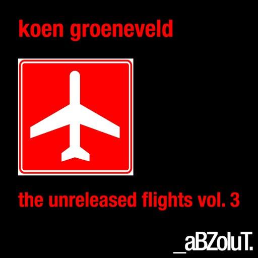 Koen Groeneveld альбом The Unreleased Flights vol.3