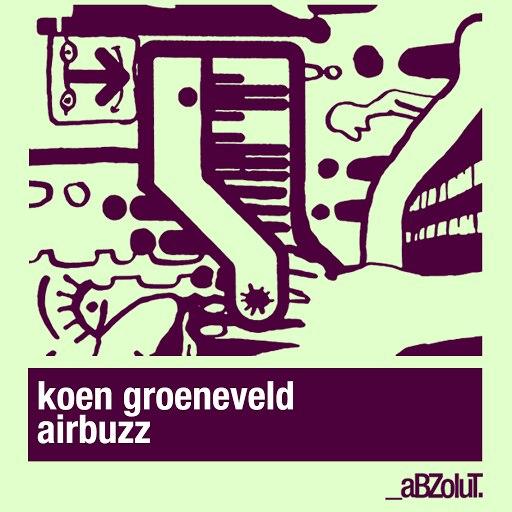 Koen Groeneveld альбом Airbuzz