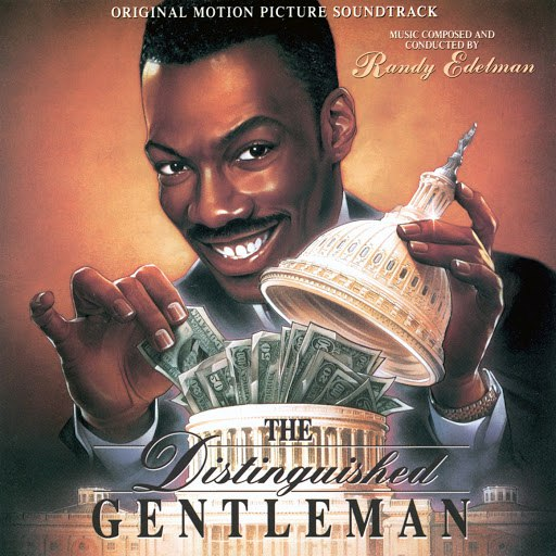 Randy Edelman альбом The Distinguished Gentleman (Original Motion Picture Soundtrack)