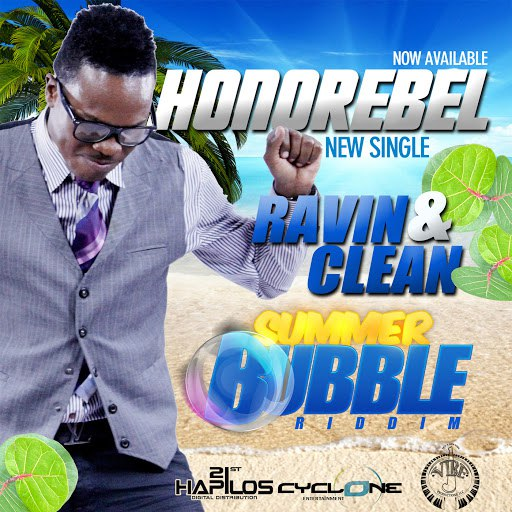 HonoRebel альбом Ravin & Clean
