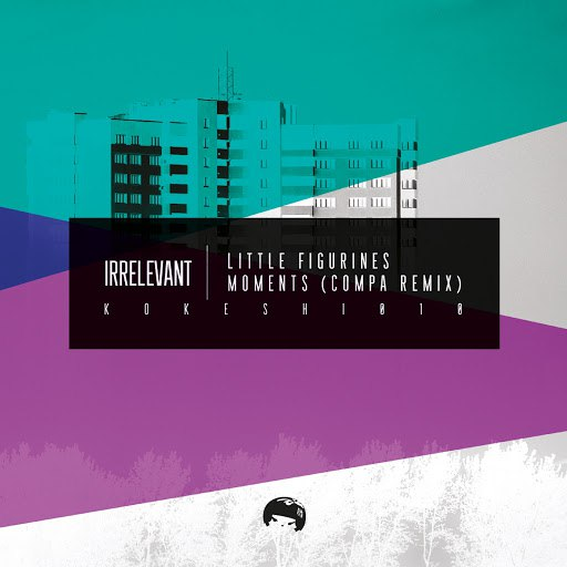 Irrelevant альбом Little Figurines LP Sampler