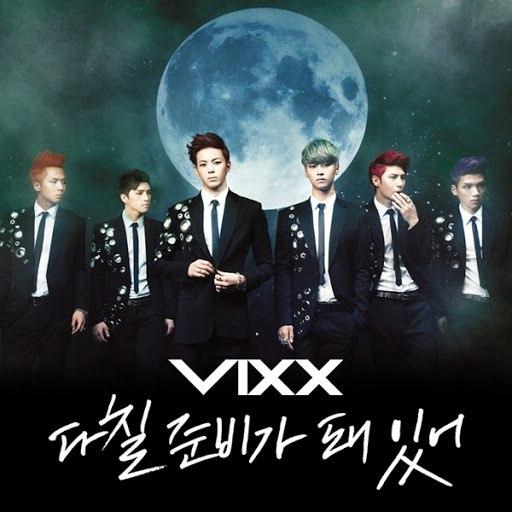 VIXX альбом On and On