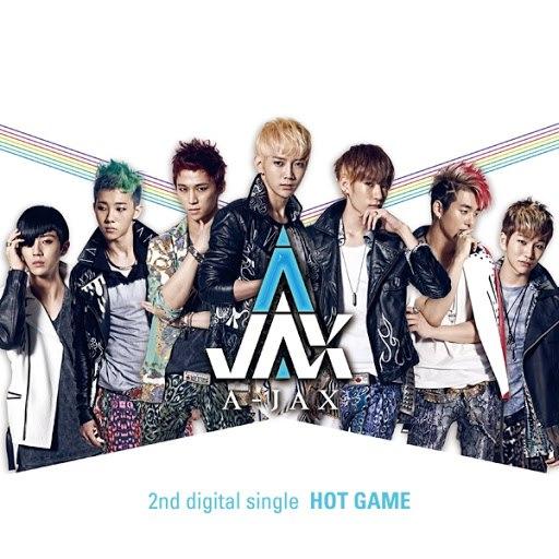 A-JAX album HOT GAME
