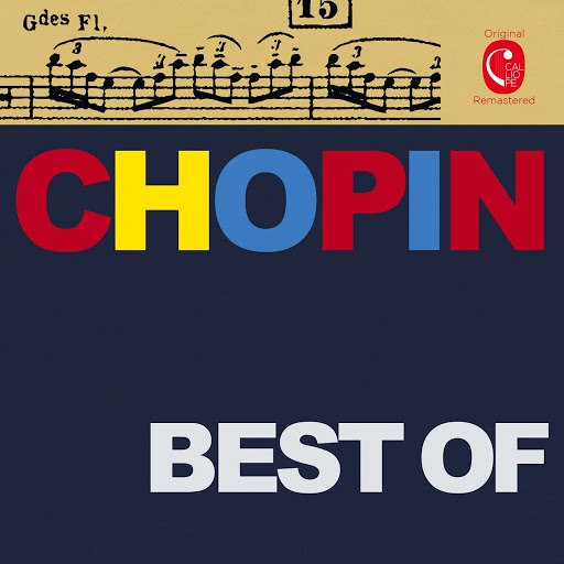 Frédéric Chopin альбом Best of Chopin
