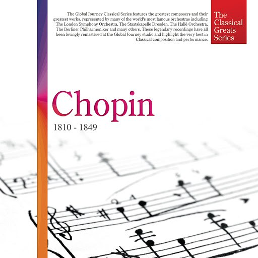 Frédéric Chopin альбом The Classical Greats Series, Vol. 12: Chopin