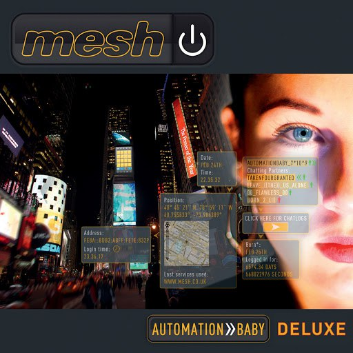 MESH альбом Automation Baby (Deluxe)