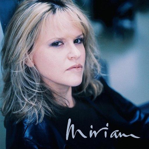 Miriam Stockley альбом Miriam