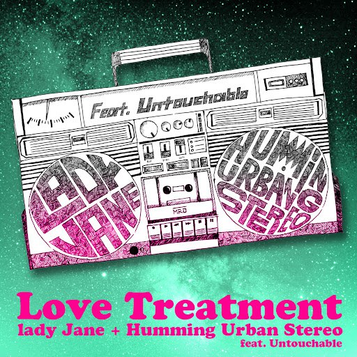 Lady Jane альбом Love Treatment