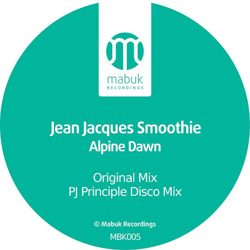 Jean Jacques Smoothie альбом Alpine Dawn