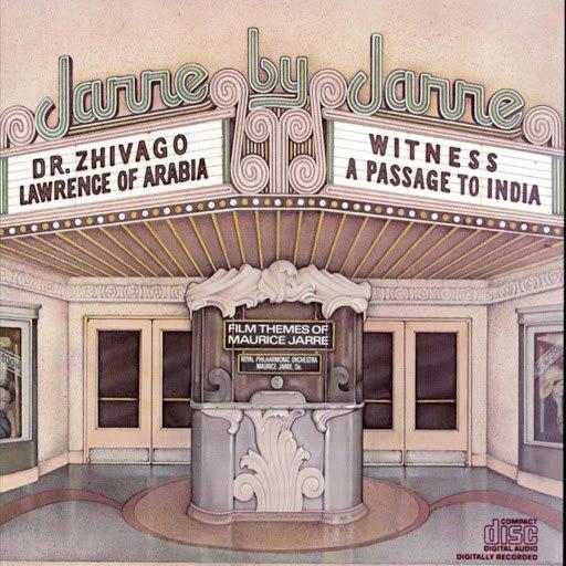 Maurice Jarre альбом Jarre By Jarre