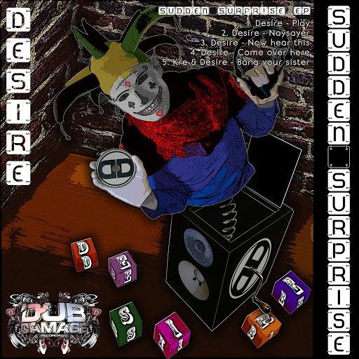 Desire альбом Sudden Surprise