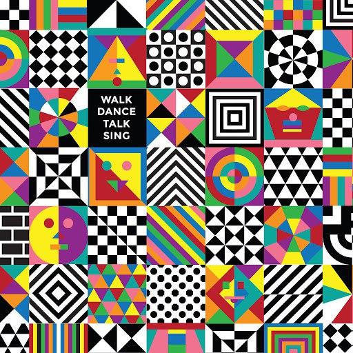 Crazy P альбом Walk Dance Talk Sing