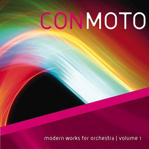 Richard Stoltzman альбом Con Moto: Modern Works for Orchestra, Vol. 1