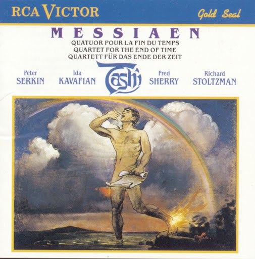 Richard Stoltzman альбом Messiaen: Quartet For The End Of Time