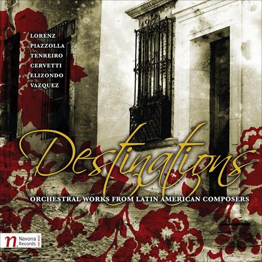 Richard Stoltzman альбом Destinations