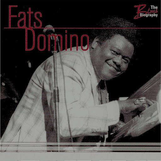 Fats Domino альбом The Blues Biography