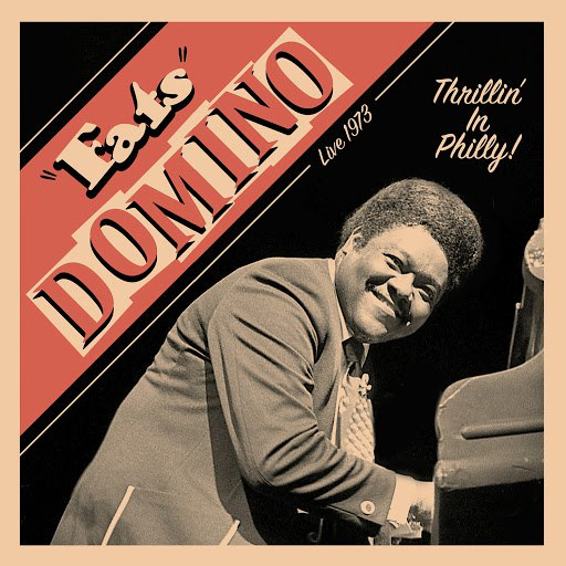 Fats Domino альбом Thrillin' in Philly - Live 1973