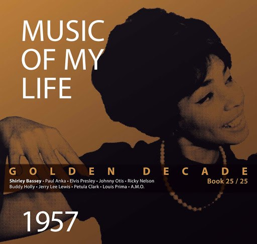 sampler альбом Golden Decade - Music of My Life (Vol. 25)