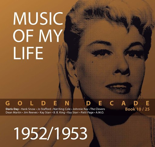 sampler альбом Golden Decade - Music of My Life (Vol. 10)