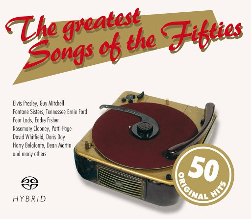 sampler альбом The Greatest Songs of the Fifties