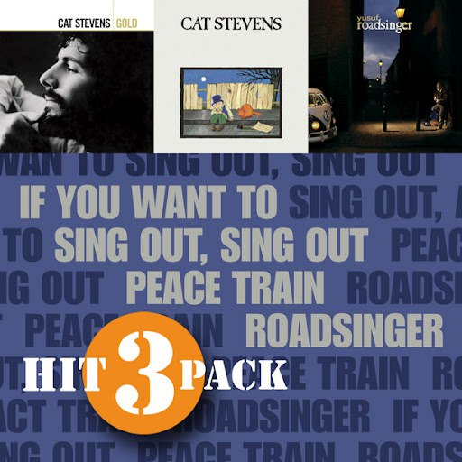 Cat Stevens альбом If You Want To Sing Out, Sing Out / Peace Train / Roadsinger