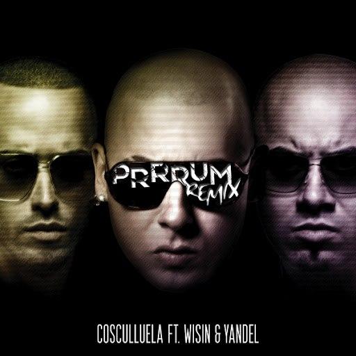 Cosculluela альбом Prrrum