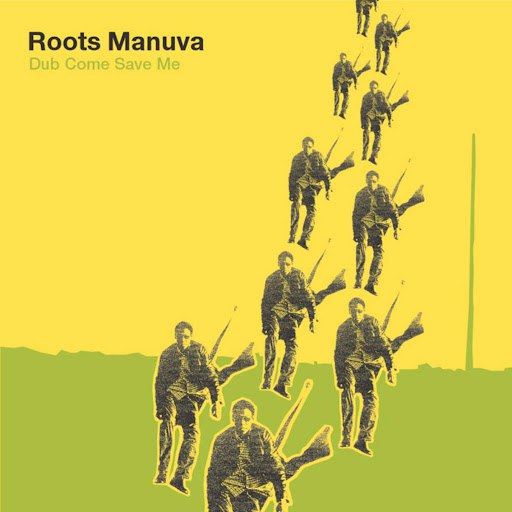 Roots Manuva альбом Dub Come Save Me