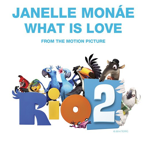 Janelle Monáe альбом What Is Love