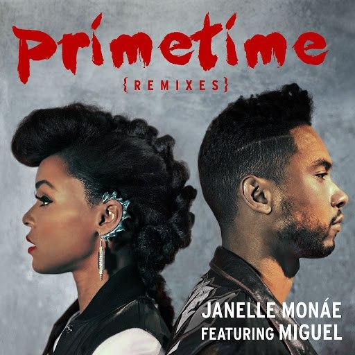 Janelle Monáe альбом Primetime Remixes