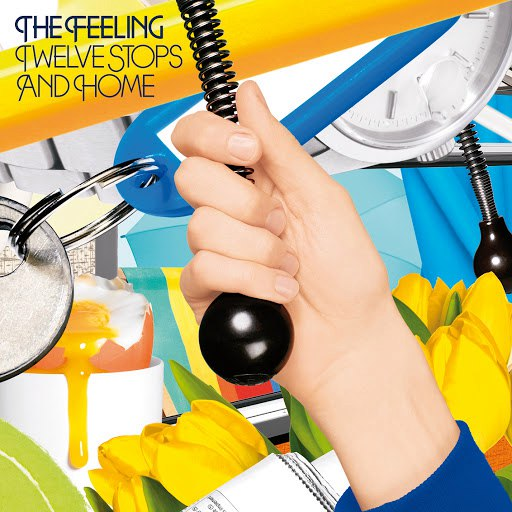 The Feeling альбом Twelve Stops and Home