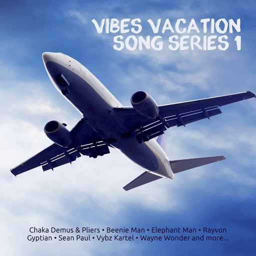 Gyptian альбом Vibes Vacation Songs Series 1