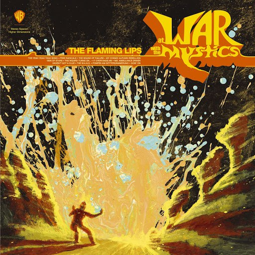 The Flaming Lips альбом At War With The Mystics (U.S. Version)