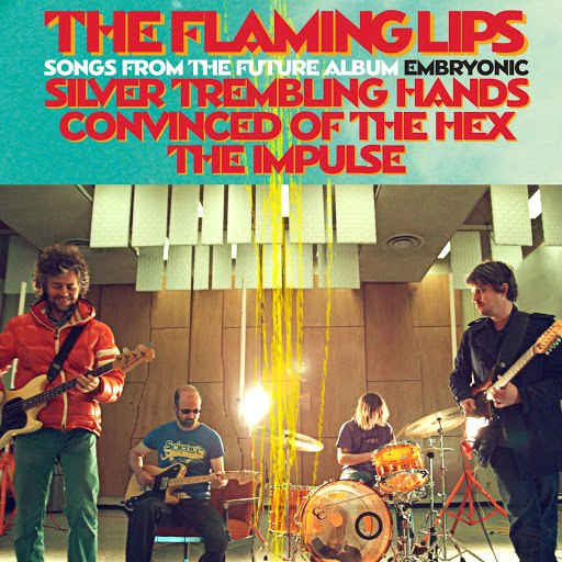 The Flaming Lips альбом Embryonic Digital EP