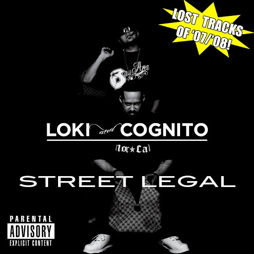 Cognito альбом Street Legal